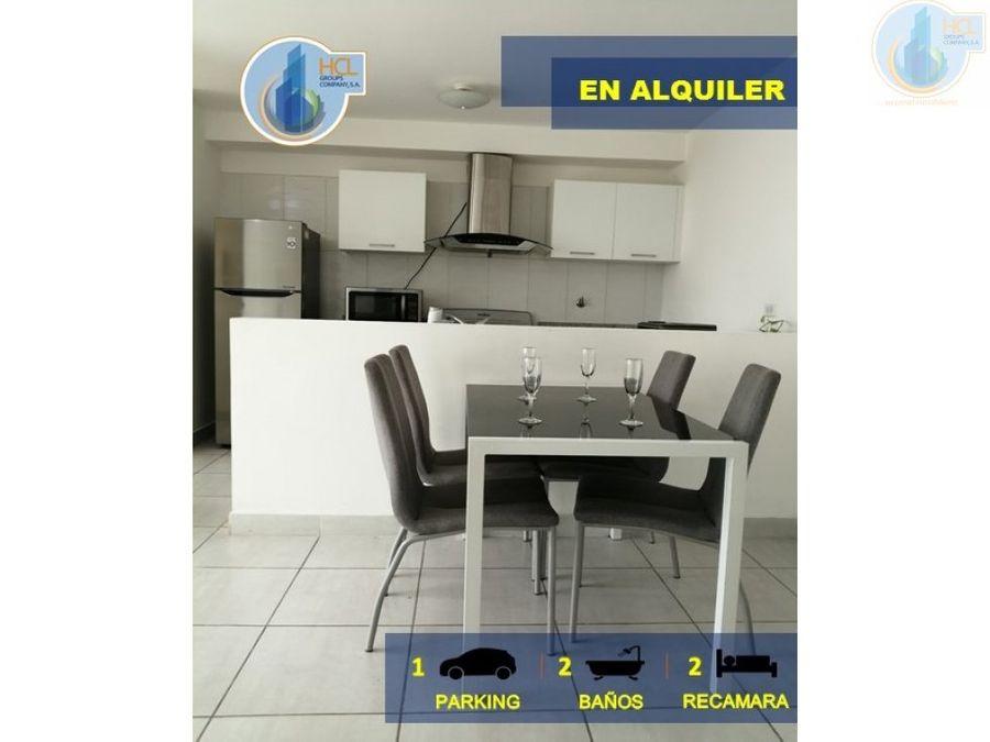 via espana se alquila lindo apartamento