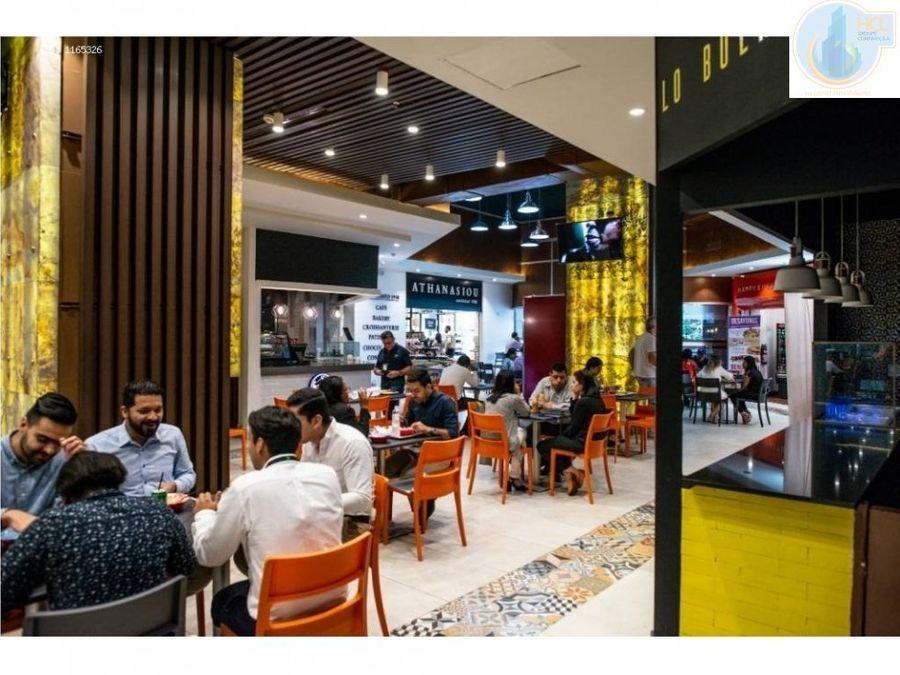 alquilo locales en plaza food courts torre banesco