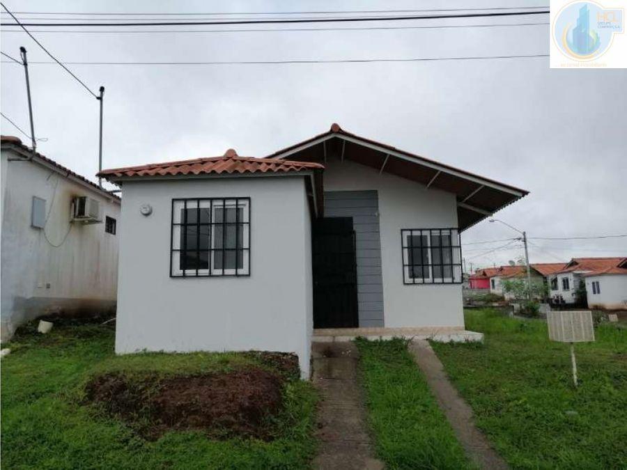 venta casa ubanizacion el prado la chorrera