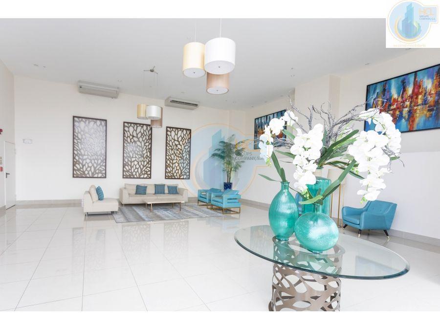 alquiler apartamento amoblado en via espana