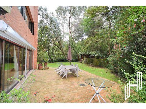 venta apartamento con jardin en bellavista rosales