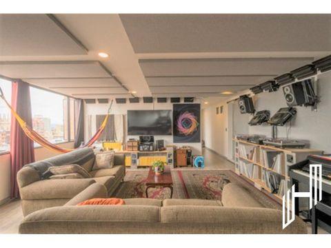 arriendo moderno apartamento en chapinero