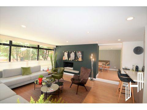 apartamento con terraza en chico