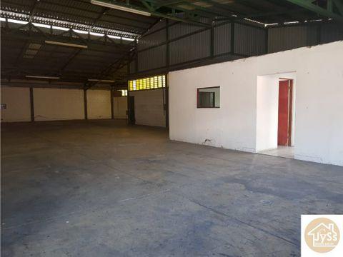 alquiler bodegas san juan sta barbara 65 m2
