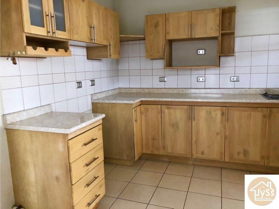 venta casa en condominio san pablo amplia