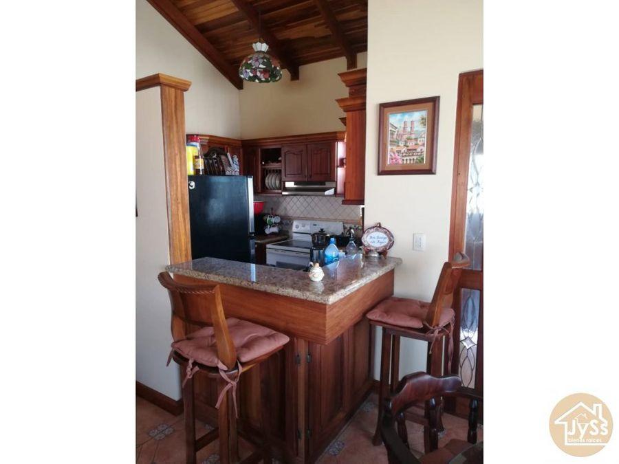 venta de propiedad 2300m2 cn casa sn pedro barva