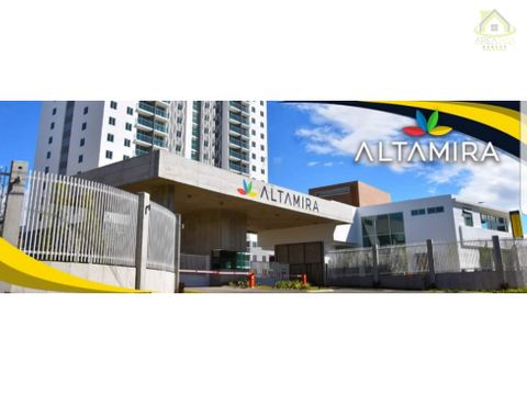 alq apto en condominio altamira heredia 950
