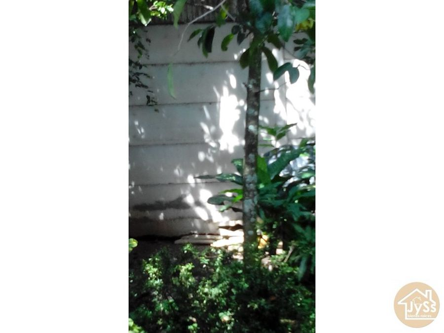 terreno con casita en orotina