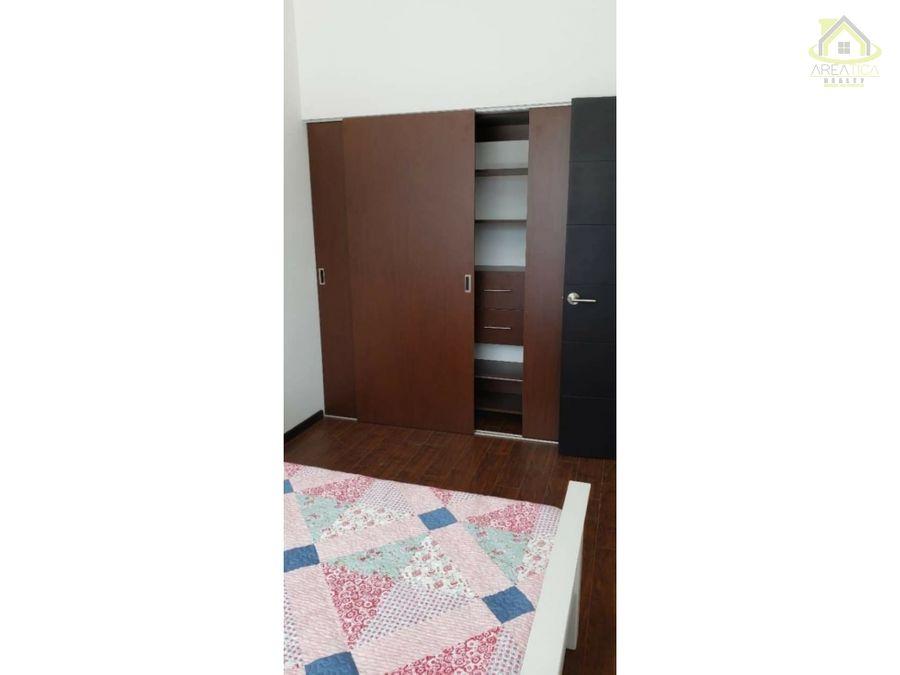 alq apto en condominio allegro heredia 950