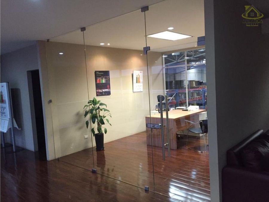 alq de bodegas u oficinas en barreal her desd 500