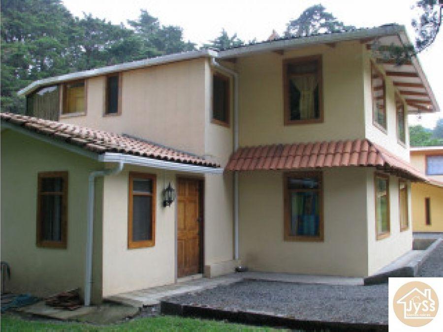 propiedad con casa en san rafael hdia
