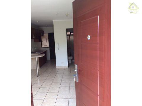 alq apartamento heredia 270000