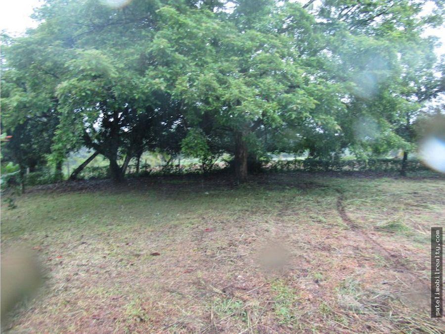 terreno en chachagua