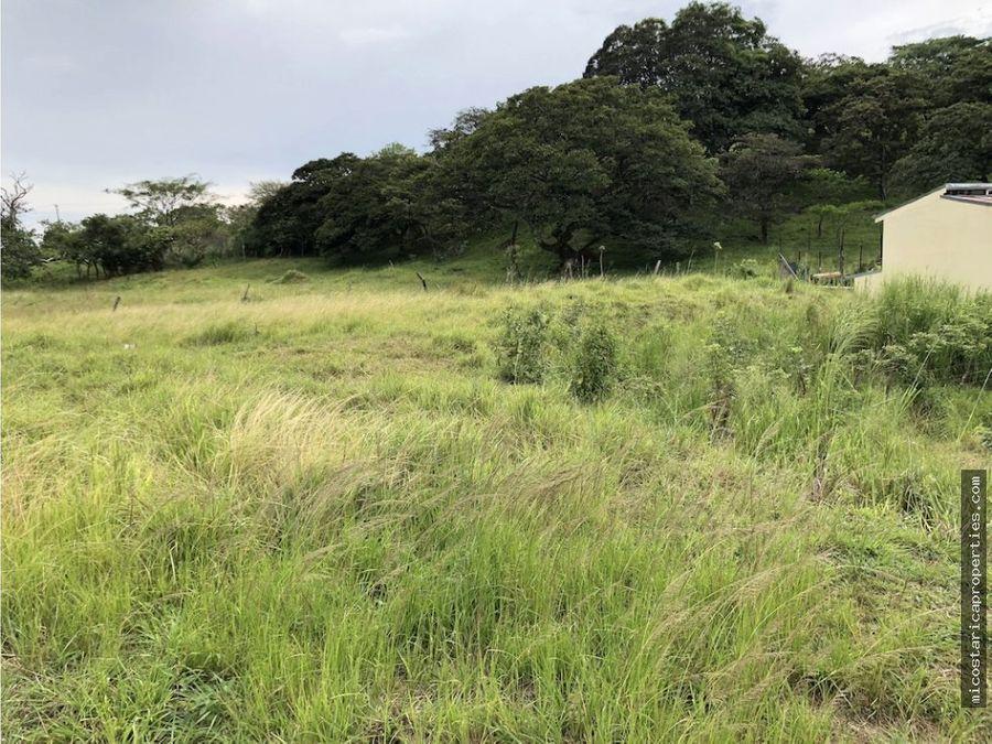 terreno en la guacima alajuela
