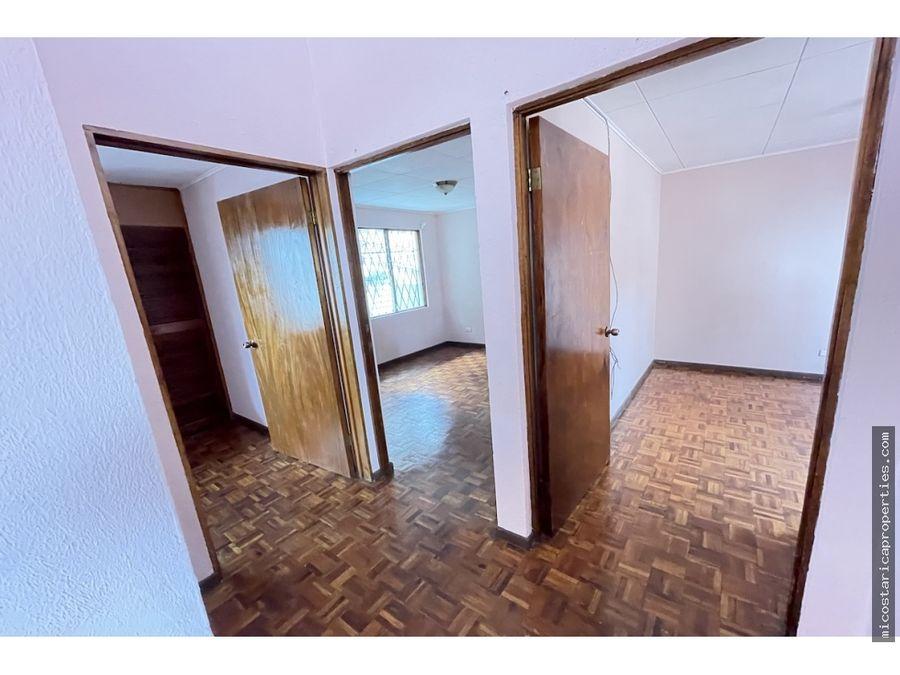 casa en condominio en san pablo de heredia