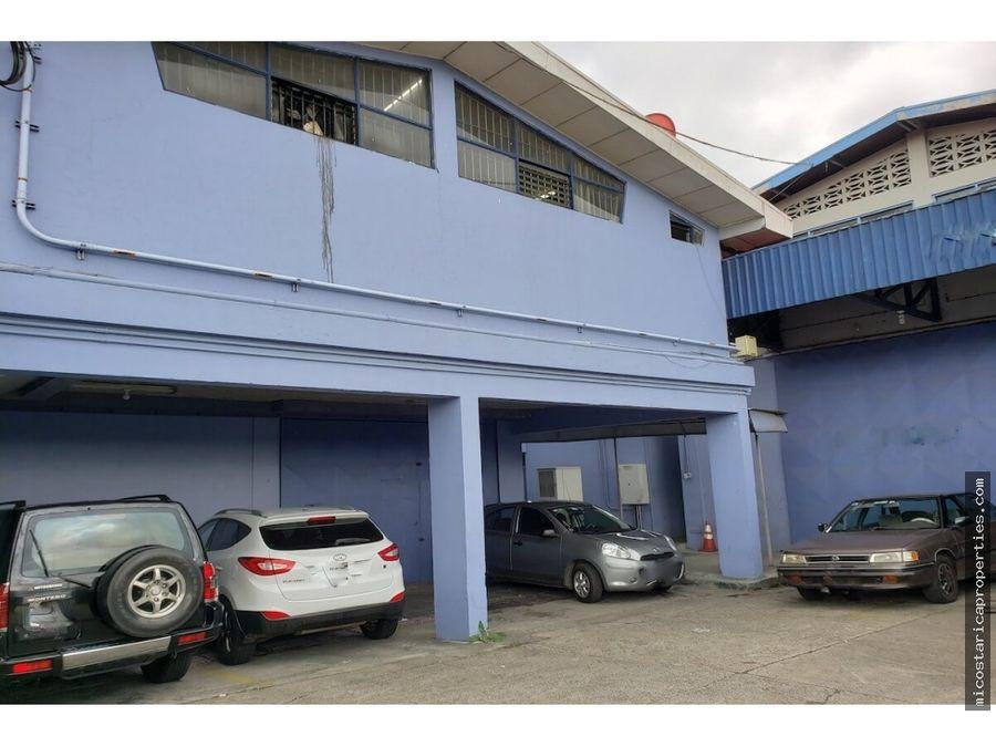 venta edificio bodega tienda fabrica terreno para desarrollar
