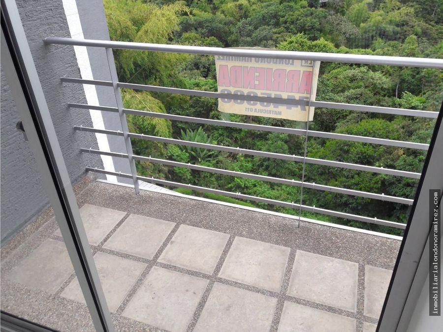 apto en edificio cana frente a crq armenia q