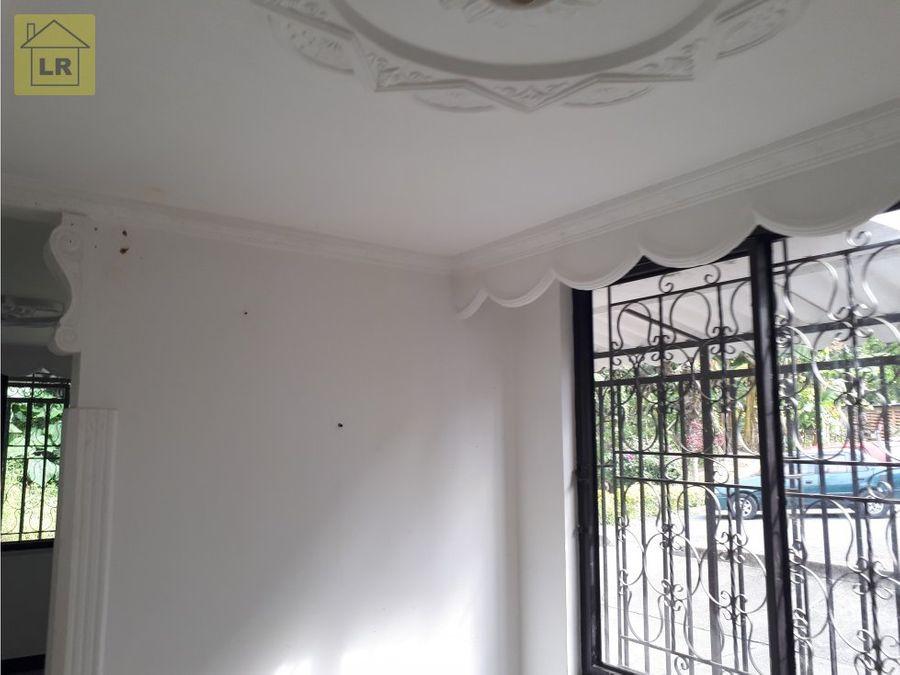casa en guaduales de la villa armenia quindio