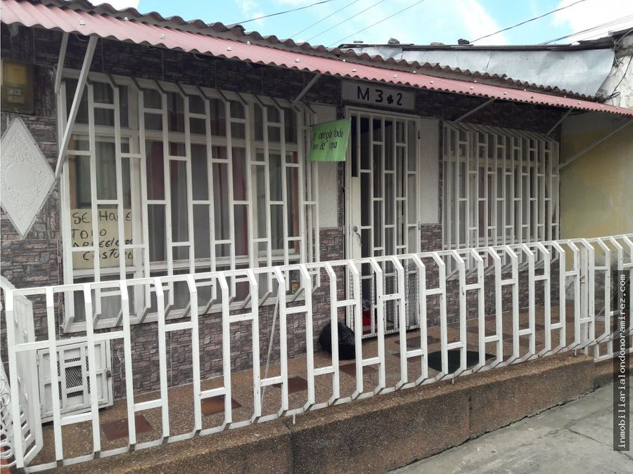 casa barrio san vicente de paul