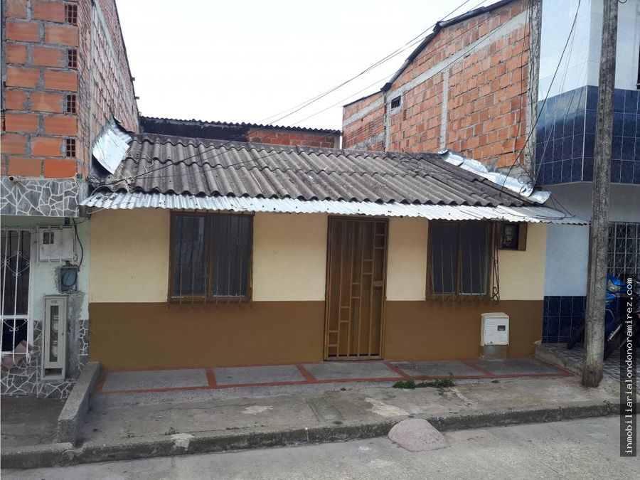 casa barrio el porvenir calarca quindio