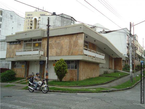 casa esquinera para empresa en el norte armenia q