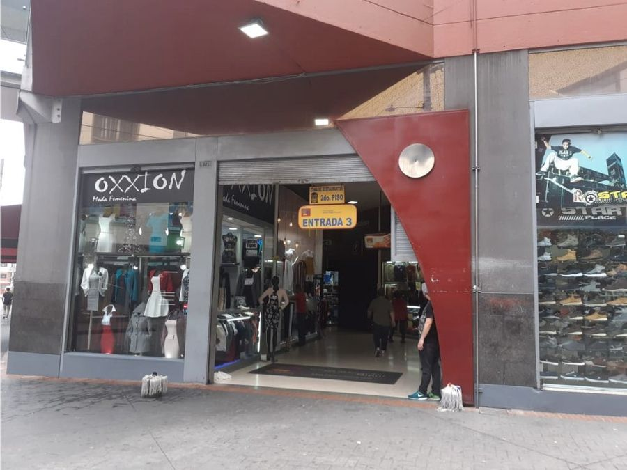 venta de local en cc san jose bogota
