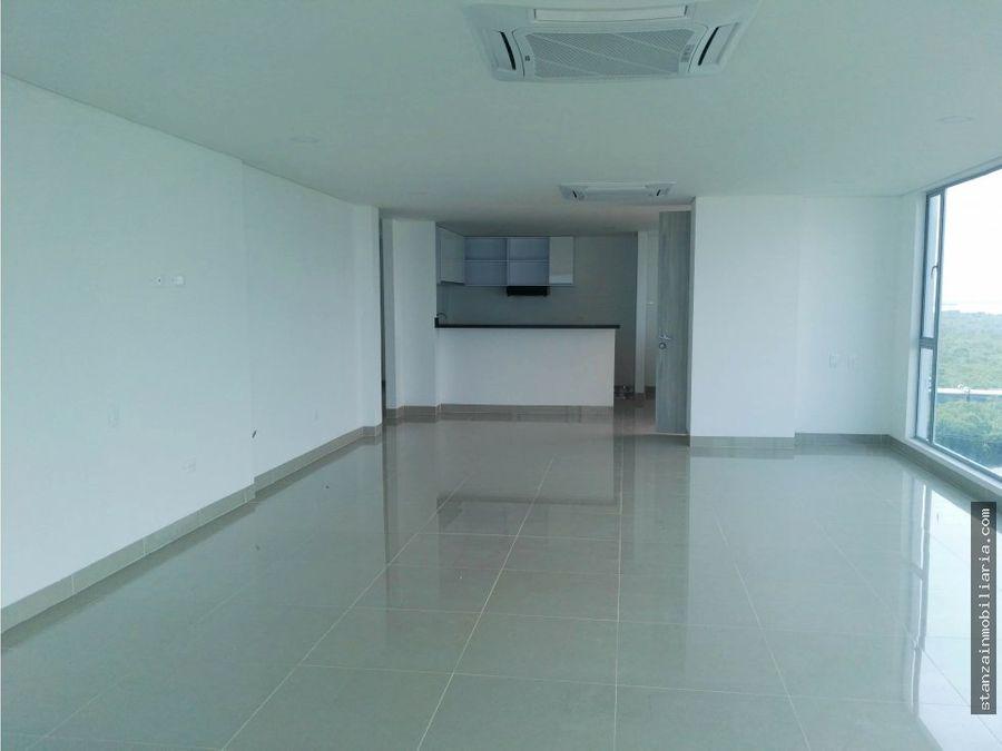 apartamento nuevo en venta en cartagena seaway 935
