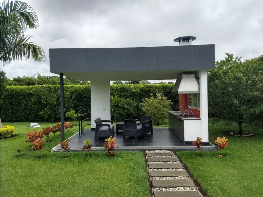casa campestre en venta en pereira rda