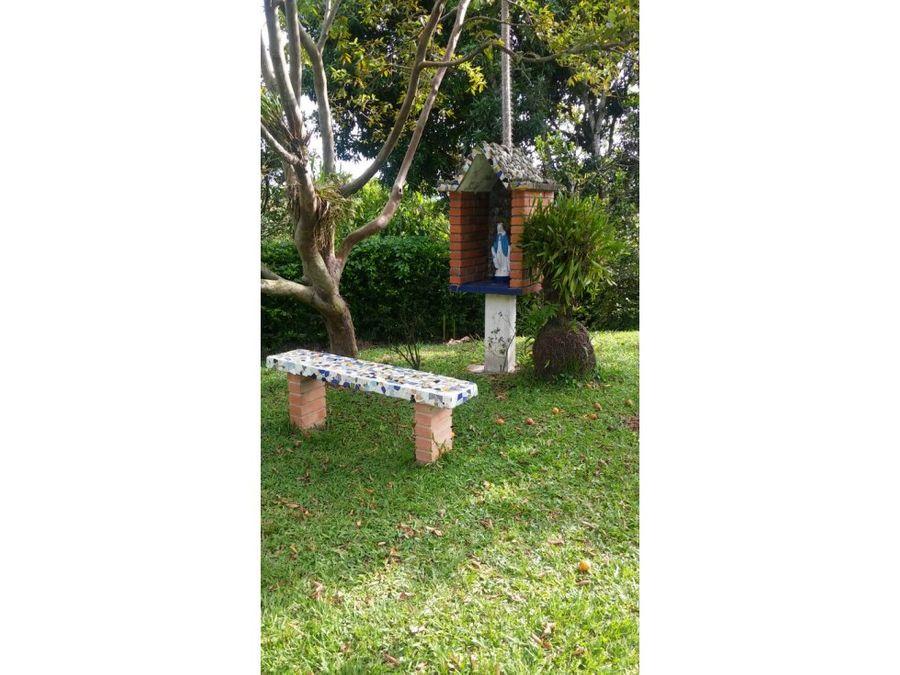 casa campestre en venta ulloa valle