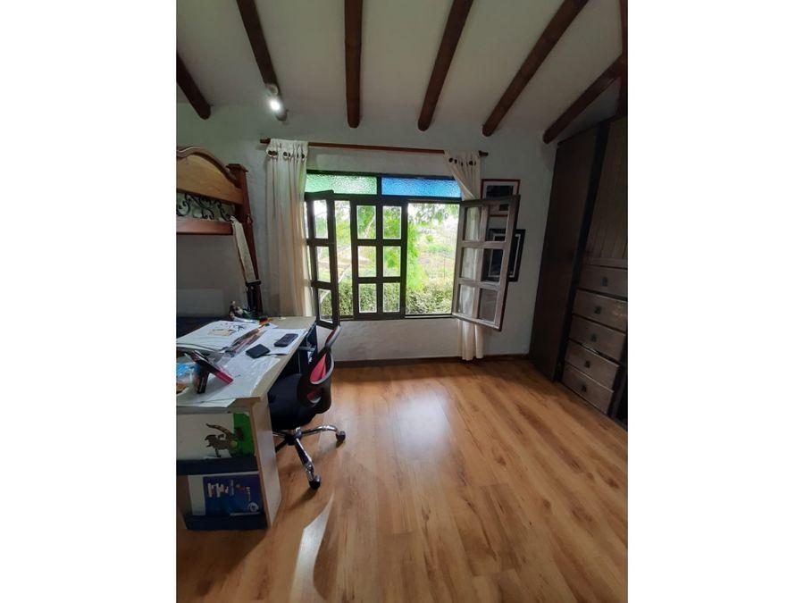 casa campestre venta