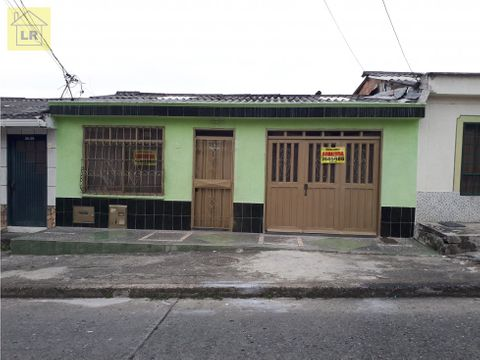 casa con local barrio la clarita armenia quindio