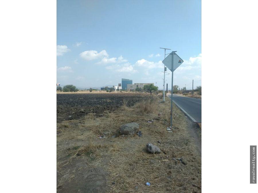 excelente terreno 45 hectareas carr leon silao