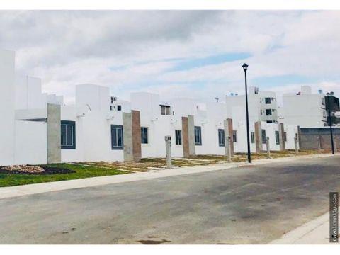 casa nueva una planta en venta en privada loarca
