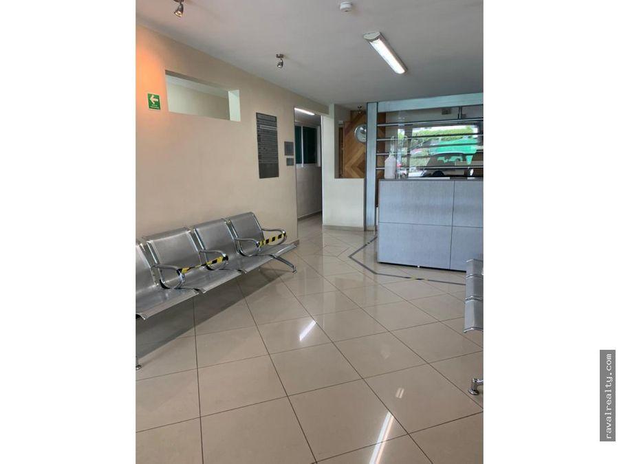 consultorio 17 m2 en renta frente al hospital angeles