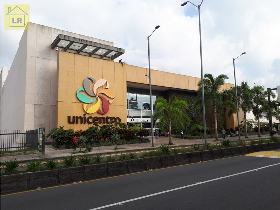 local centro comercial unicentro armenia quindio