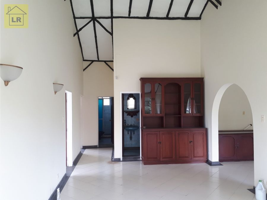 casa campestre para oficinas armenia q