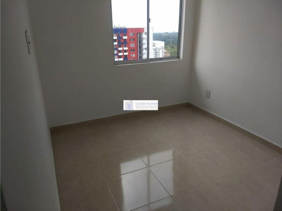 apartamento en unidad cerrada armenia