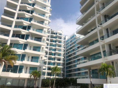 apartamento en sonesta cartagena conexion directa a la playa