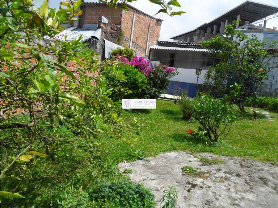 casa en sector turistico