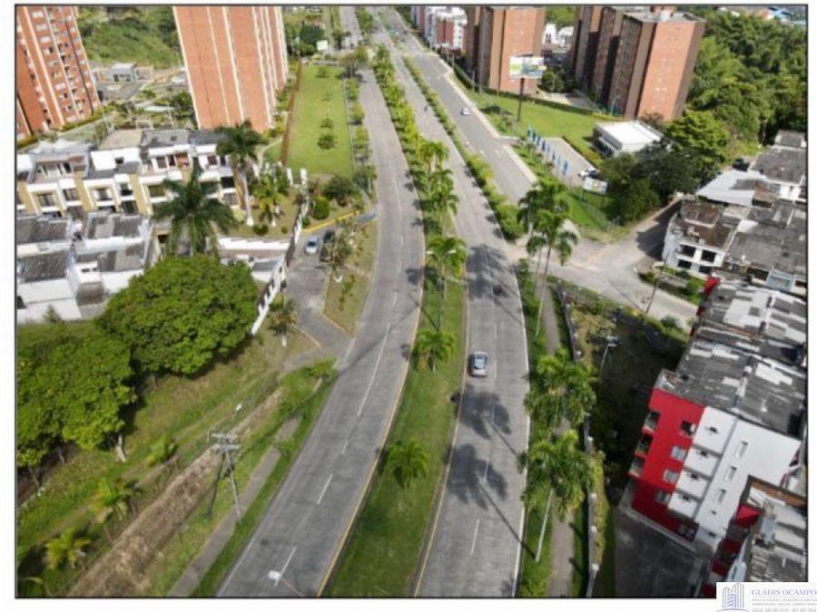 lote avenida sur pereira ideal para proyecto urbanistico o comercial