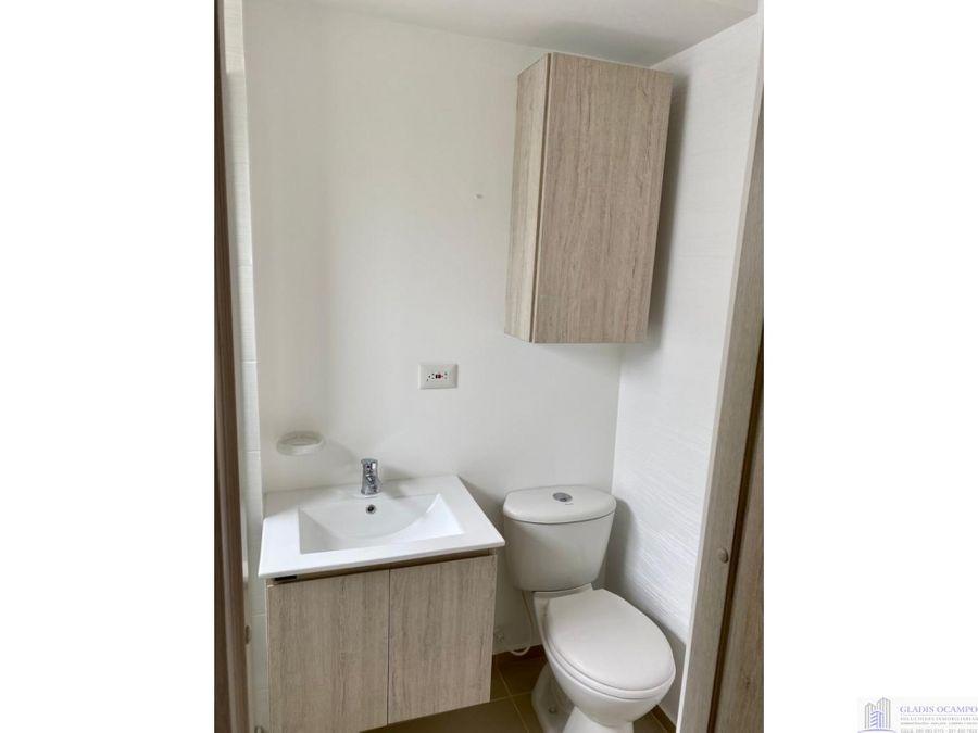 apartamento nuevo monserrate alto