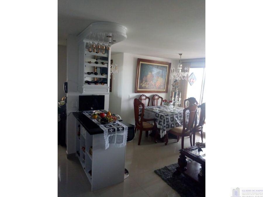 apartamento en unidad residencial pereira