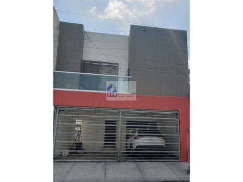 casa en venta en privada sendero anahuac san nicolas