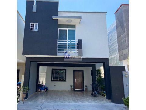 residencia en venta en privadas de anahuac sector himalaya