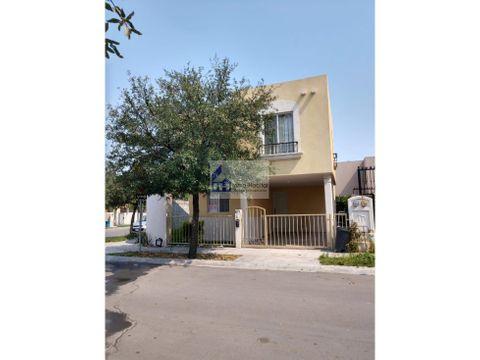 casa en venta en esquina paraje santa rosa sur apodaca