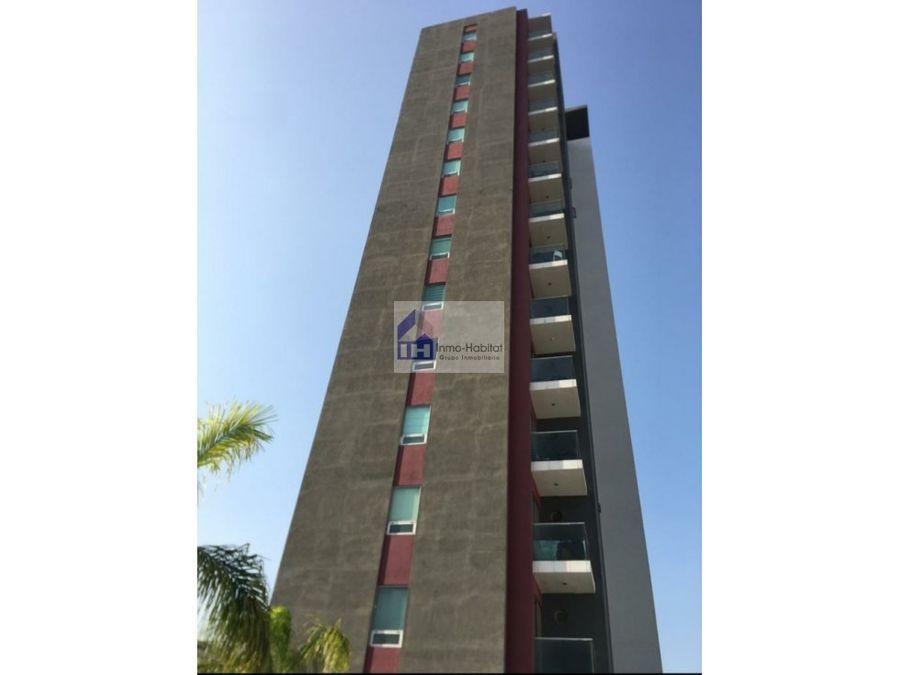 departamento en torre unno san jeronimo mty nl