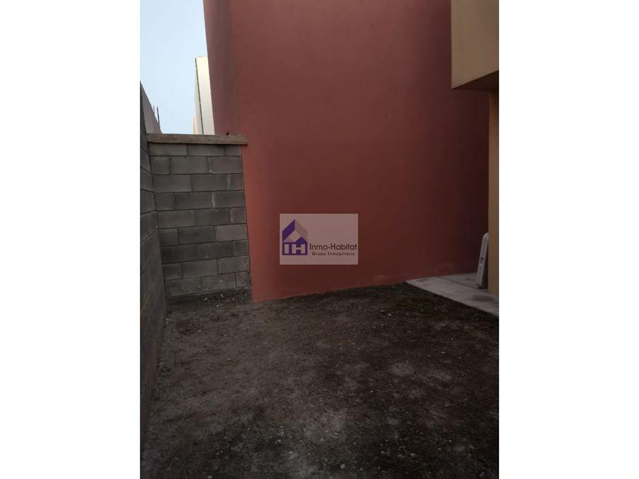 casa en venta en anahuac campo amor escobedo nl