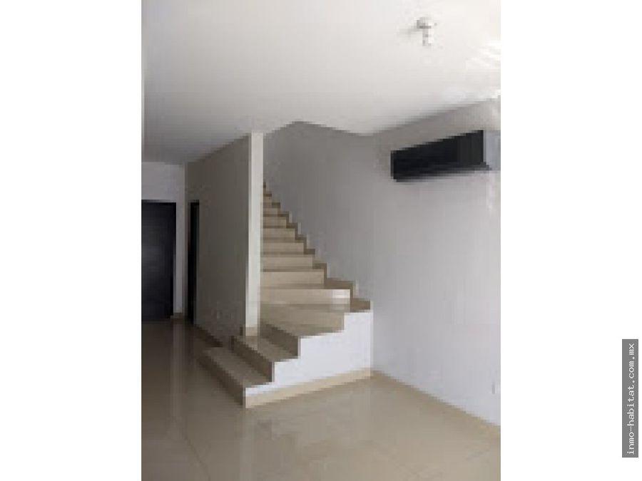 casa en renta en privadas de anahuac