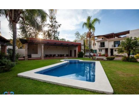 casa en venta chapala alberca 3 recamaras