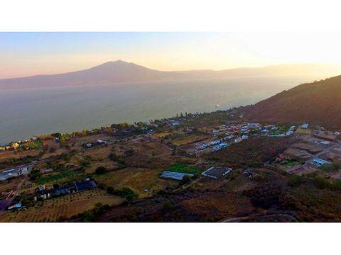 terreno en venta con vista al lago joco cw